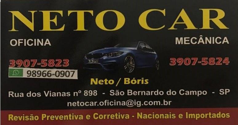 MECÂNICA NETO CAR