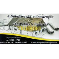 DRENAGENS TEODORO